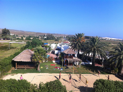Kite school Tarifa with accommodation