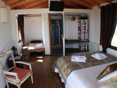 Accommodation in Kite Suite for 2 or 3 people in Tarifa